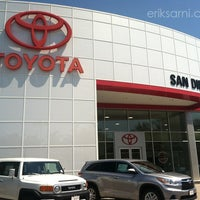 ... Photo Taken At Norm Reeves Toyota San Diego By Erik S. On 8/7 ...