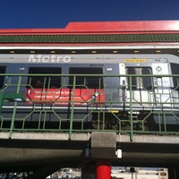 Photo taken at Metro Gold Line - Chinatown Station by Erik S. on 4/16/2013