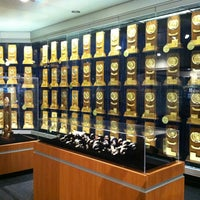 Photo taken at UCLA Athletic Hall of Fame by Erik S. on 10/10/2012