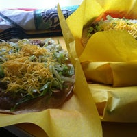 Photo taken at Del Taco by Erik S. on 11/21/2013