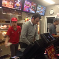 Photo taken at Burger King by Pearl on 11/21/2014
