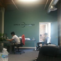 Photo taken at OwnTheNight Office by Parth M. on 6/17/2013
