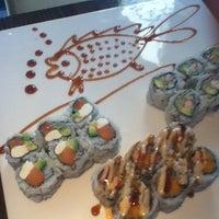 Photo taken at Kabuki Fusion Sushi & Grill by Kayla K. on 2/25/2013