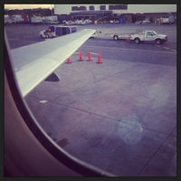 Photo taken at Gate D2 by Eric A. on 9/15/2013