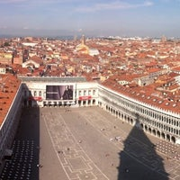 Photo taken at Saint Mark's Square by Dalton S. on 7/3/2013