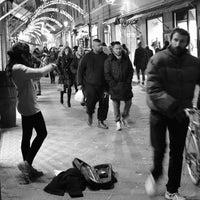Photo taken at Via D'Azeglio by Enrico P. on 12/22/2014