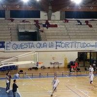 Photo taken at PalaSavena by Enrico P. on 11/11/2012