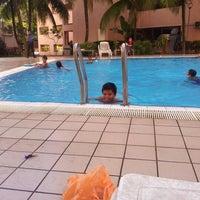 Photo taken at Swimming Pool Bayu Tasik 1 Condo by edie75 on 11/25/2012