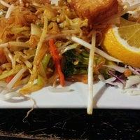 Photo taken at Pattaya Thai Restaurant by Pure J. on 3/31/2014