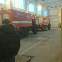 Photo taken at Пожарно-спасательная часть № 53 by Ramzik P. on 2/20/2013