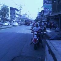 Photo taken at Manickpur by ketan k. on 3/24/2013