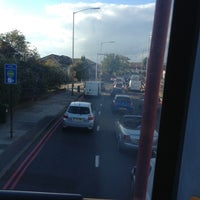 Photo taken at Hendon Central Bus Stop by Piukovics on 9/27/2012