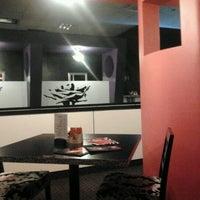 Photo taken at Black & White Cafe by Anastasija N. on 9/22/2012