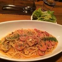 Photo taken at Pasteria buono by Hiroko F. on 12/28/2013