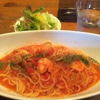 Photo taken at Pasteria buono by Hiroko F. on 11/25/2013