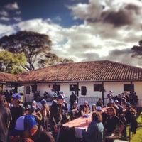 Photo taken at Hacienda san carlos by Pablo Z. on 12/11/2013