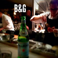 Photo taken at B&G Oysters by john g. on 2/14/2013
