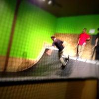 Photo taken at Orchard Skateshop by john g. on 2/24/2013