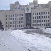 Photo taken at Дарницька районна в місті Києві державна адміністрація by Olga on 1/11/2013