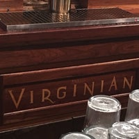 Photo taken at The Virginian Restaurant by Daniel H. on 5/10/2016