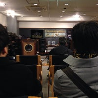 Photo taken at Dynamic Audio 5555 by Ryo S. on 3/8/2014