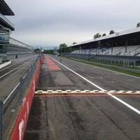 Photo taken at Autodromo Nazionale di Monza by Jari L. on 5/30/2013