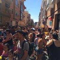 Photo taken at Batalla naval de vallecas by Ale M. on 7/19/2015
