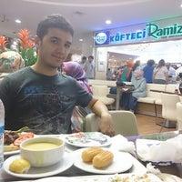 Photo taken at Köfteci Ramiz by Abdurrahman T. on 7/21/2013