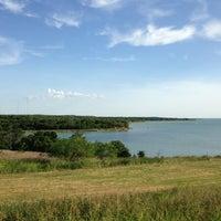Photo taken at Cedar Hill State Park by Kennard J. on 6/29/2013