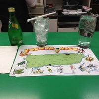 Photo taken at El Hipopotamo Restaurant & Delicatessen by Dennis S. on 5/14/2013