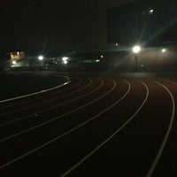 Photo taken at Spec Towns Track by George A. on 1/28/2013