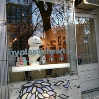 Photo taken at myplasticheart by Eduardo T. on 11/23/2012
