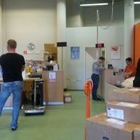 Photo taken at Omniva HQ by Martin K. on 6/18/2013