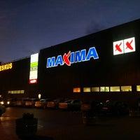 Photo taken at Maxima by Martin K. on 11/24/2012