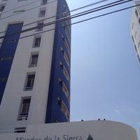Photo taken at Edificio Mirador De La Sierra by Ada Luz on 5/11/2013