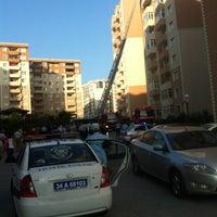 Photo taken at Velettin Sitesi Basket Sahası by Okan on 8/13/2013