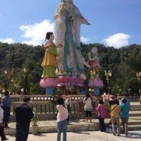 Photo taken at ศาลเจ้าซำปอกง ทุ่งสง by Thanongsak M. on 2/28/2014