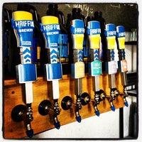 6/26/2013にRed F.がHalf Full Breweryで撮った写真