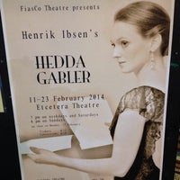 Photo taken at Etcetera Theatre by Geraint J. on 2/13/2014