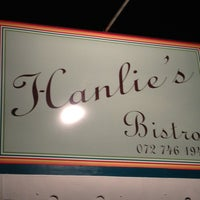 Photo taken at Hanlie's Bistro by Dries D. on 7/19/2013