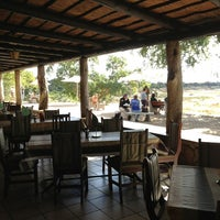 Photo taken at Letaba Reception by Dries D. on 8/3/2013