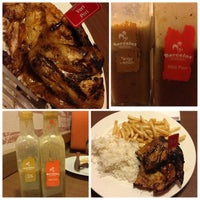 Photo taken at Barcelos Flame Grilled Chicken by Aimee😁 on 3/13/2013