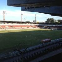 Foto tomada en Estadio 3 de Marzo por Emilio M. el 2/27/2013
