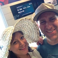 Photo taken at Gate F2 by Tracie on 5/20/2013