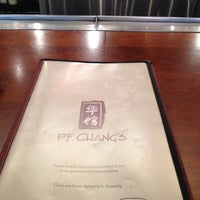 Photo taken at P.F. Chang's by Tracie on 6/18/2013
