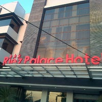 Photo taken at Riez Palace Hotel, Tegal by Putra P. on 12/9/2013