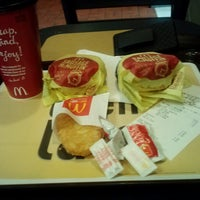 Photo taken at McDonald's by James A. on 11/21/2012