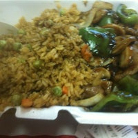 Photo taken at Wok Express by Dan H. on 10/24/2012