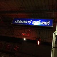 Photo taken at Palakkad Junction (Railway Station) by Reyas on 9/18/2012