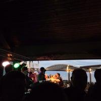 Photo taken at Kadmo Beach by Dzole on 7/7/2013